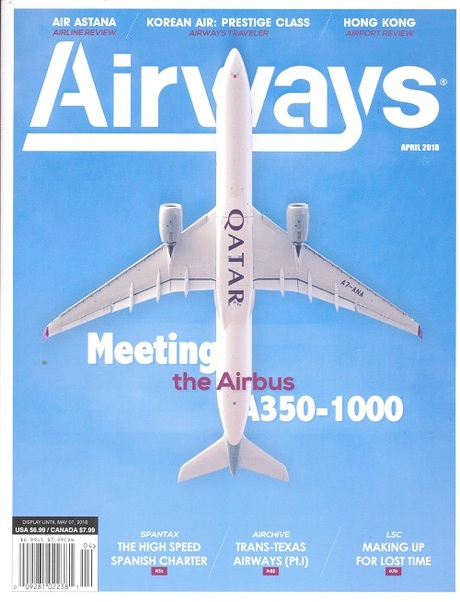 Airways: April 2018  000928102238104