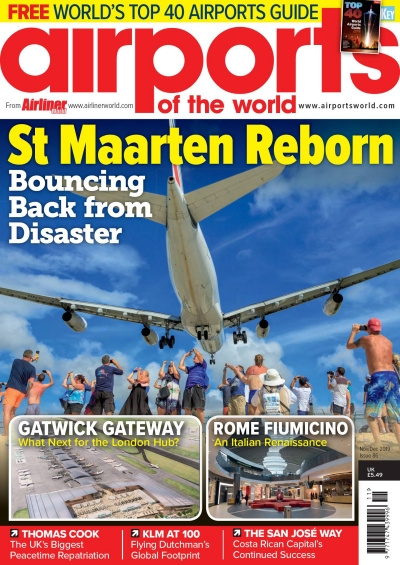 Airports of the world November/December 2019 issue 86  002907407707786