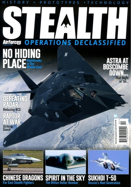 STEALTH operations declassified  978191041571916