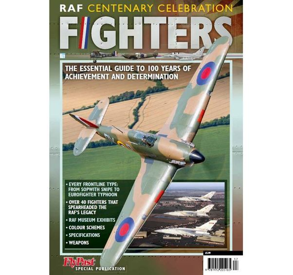 Fighters of the RAF Centenary  978191041588717