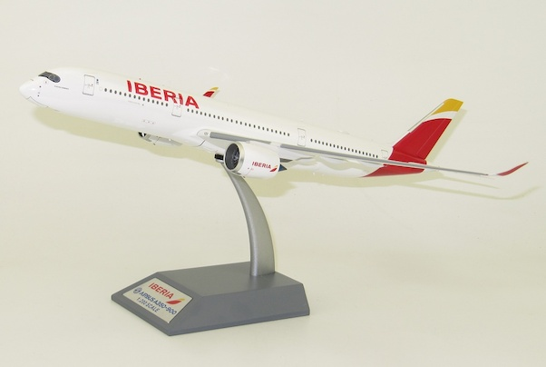 A350-900 (Iberia) EC-MXV With Stand  IF350IB001