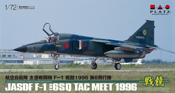 Mitsubishi F1 6sq Jasdf Tac Meet 1996 Aviationmegastore Com
