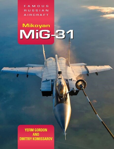 Mikoyan MiG-31 (expected June 2020)  9781910809419
