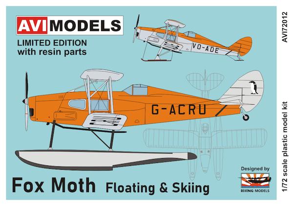 DH-83 Fox Moth