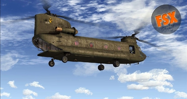 CH-47D Chinook (Download Version)  148724-D