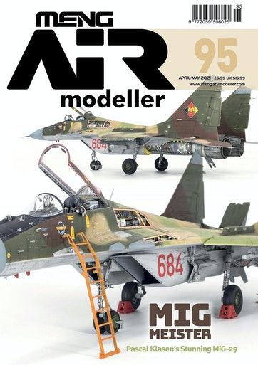 Air Modeller No 95 April/ May 2021  977205959602595