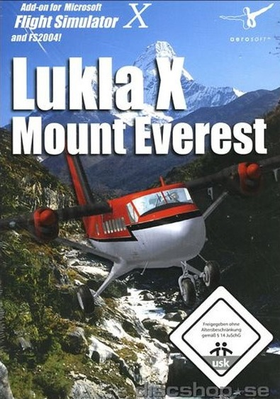 Lukla X Mount Everest  4015918102674