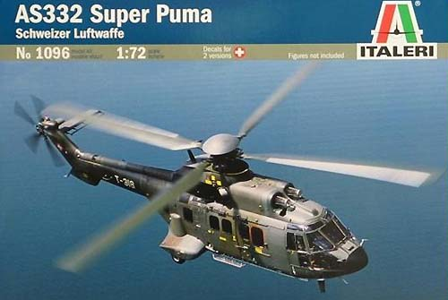 AS332 Super Puma (Swiss AF)  341096