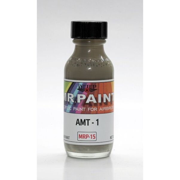 AMT1 Light Brown (Russia WWII) (30ml Bottle)  MRP-015