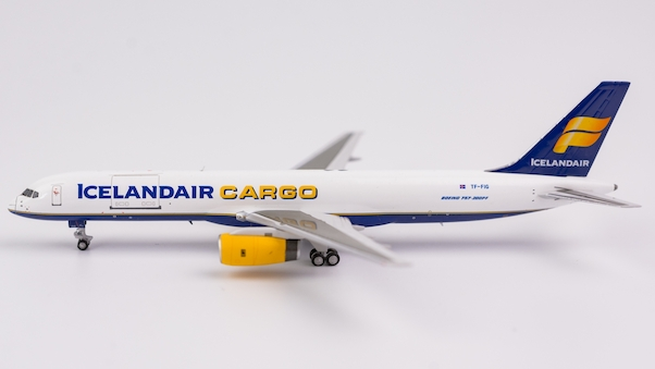 Boeing 757-200F Icelandair Cargo TF-FIG  53078