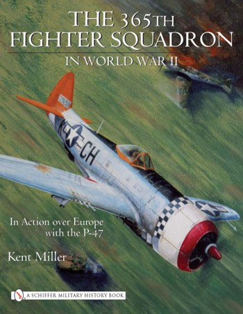 365th Fighter Squadron in World War II  0764324276
