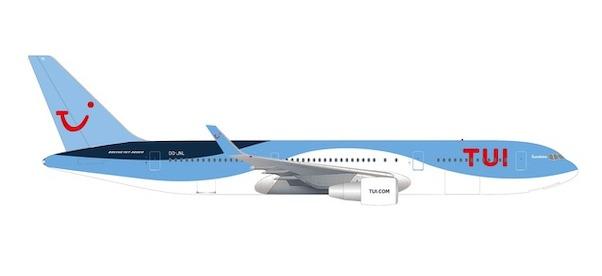 Boeing B767-300 TUI Airlines Belgium Sunshine  534246