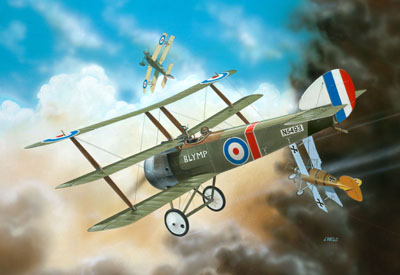 Sopwith Triplane (SPECIAL OFFER - WAS EURO 4,95)  04187