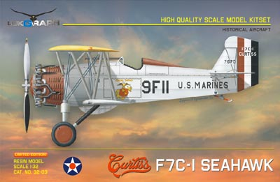 Curtiss F7C-1 Seahawk  32-03