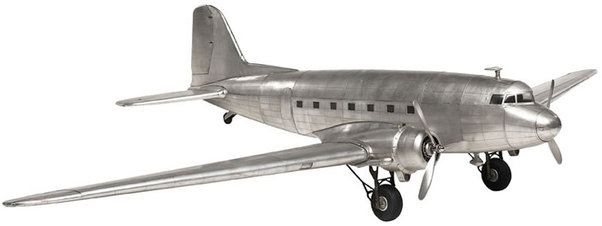 Unique Aluminum Airplanes Dakota Aluminium Airplane Fully Built Model N For Design Inspiration
