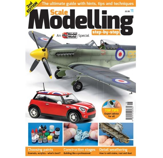 Scale Modelling Step-by-Step, 2nd Edition  9781912205332