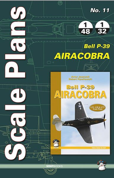 Scale plans no 11: Bell P39 Airacobra  9788363678524