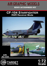 CF104 Starfighter RWR Receiver suite  AIR.AC-034