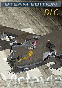 B-24 LIBERATOR FSX STEAM EDITION - DLC Package  VIRTA-B-24 DLC