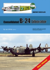 Consolidated B24 Liberator  WS-96