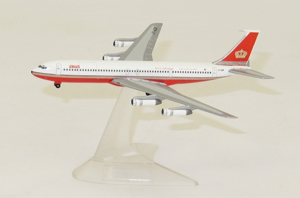 B707-320C (ALIA Royal Jordanian) JY-ADP Wingsclub model  531245