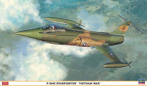 Lockheed F104C Starfighter
