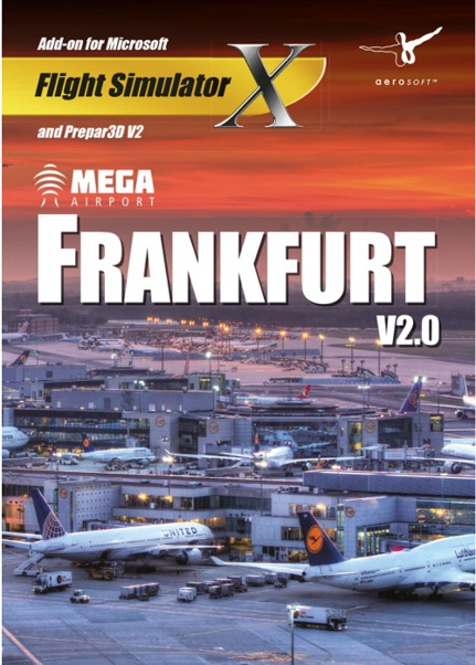 Mega Airport Frankfurt V2.0 (Download version)  11980-D