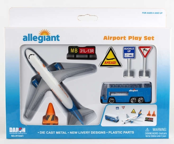 Airport Playset (Sun Country Airlines)  RT2321