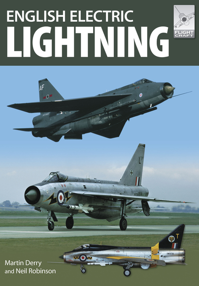 English Electric Lightning  9781473890558
