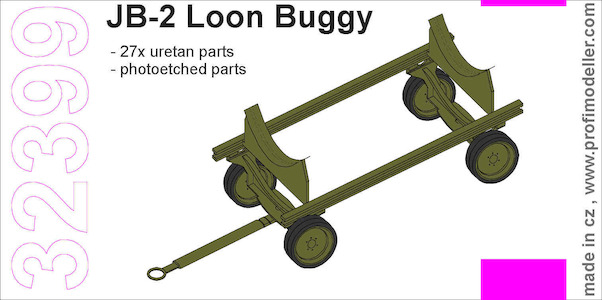 Buggy for JB2 Loon  320399