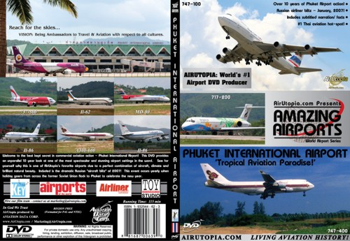 Phuket International Airport: Tropical Aviation Paradise  1932544623