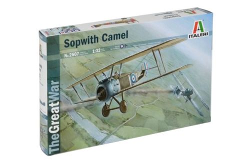 Spowith Camel 'The Great war
