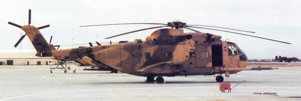 Sikorsky HH3E Pave Pig (USAF)  WPX72041