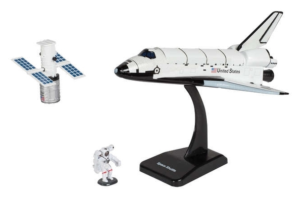Space Adventure Series (Space Shuttle)  NR20405A
