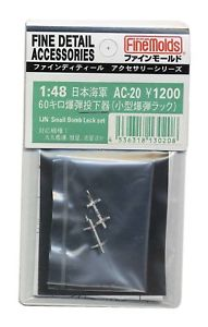 IJN Aircraft Small Bomb rack set  AC20