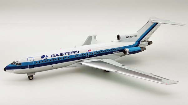 B727-100 (Eastern Air Lines) N8111N With Stand  IF721EA0918P