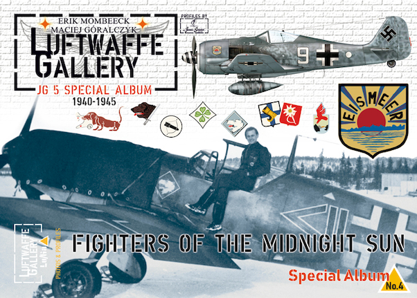 Luftwaffe gallery Special Album No 4: JG 5 'Fighters of the midnight sun'  9782930546216