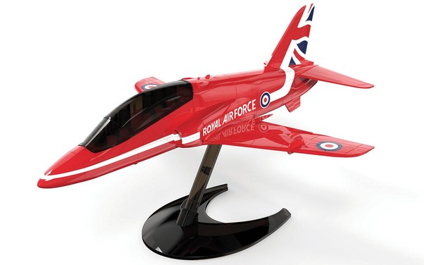Quickbuild Red Arrows Hawk T1  J6018