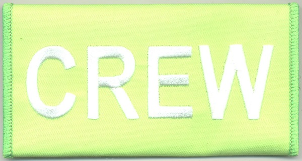 Crew Handle Wrap green  HAN100GR