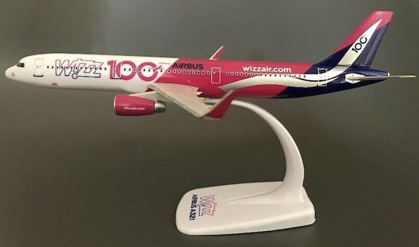 Airbus A321 Wizz Air 100th - AviationMegastore.com