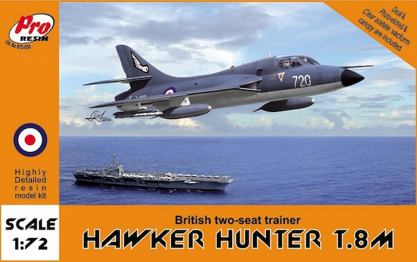 Hawker Hunter T.8M (Royal Navy)  R72-050