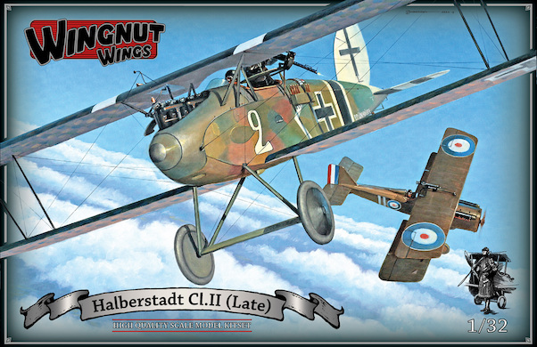 Halberstadt CLII (Late) FINAL LOT  WNW32062
