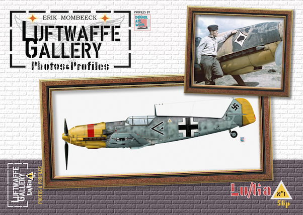 Luftwaffe gallery 1, Photo's & profiles  9782930546032