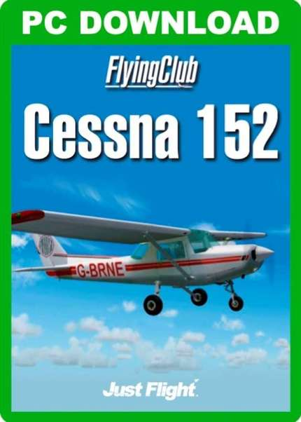 Flying Club Cessna 152 (Download version) (Just Flight J3F000056-D)