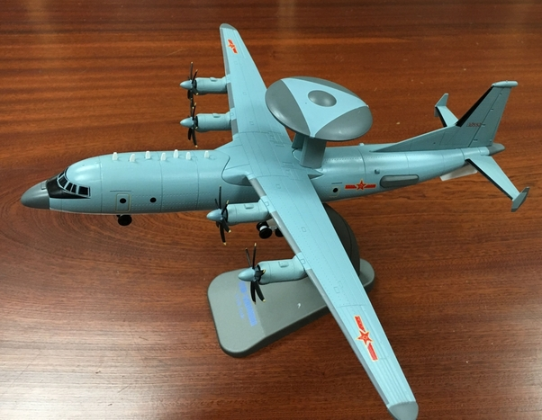 KJ-500 AEW aircraft Chinese Air Force  AF1-0157