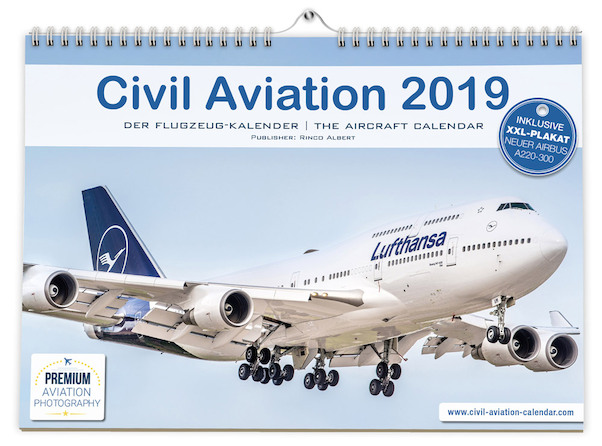Civil Aviation Calendar 2019  CAC-2019