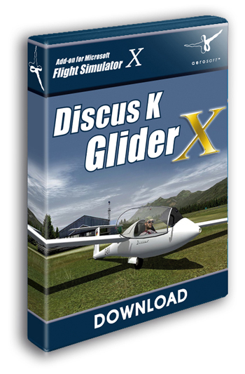 Discus K Glider X (download version)  11231-D