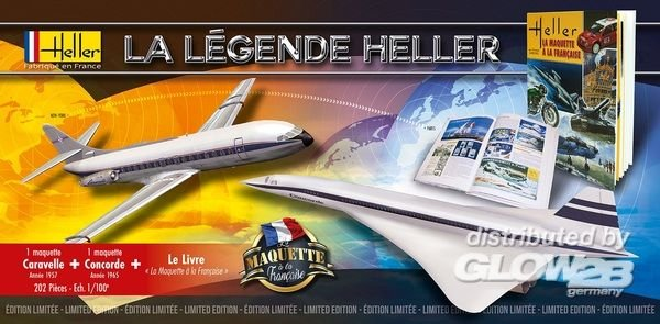 La Legende Heller, Limited edition 60 years Heller  52324