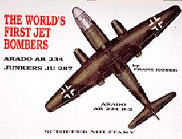 The Worlds First Jet Bombers Arado AR234/Ju287  0887402038