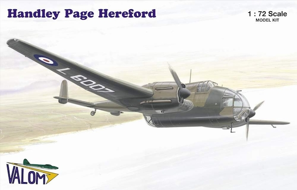 Handley Page Hereford  72035